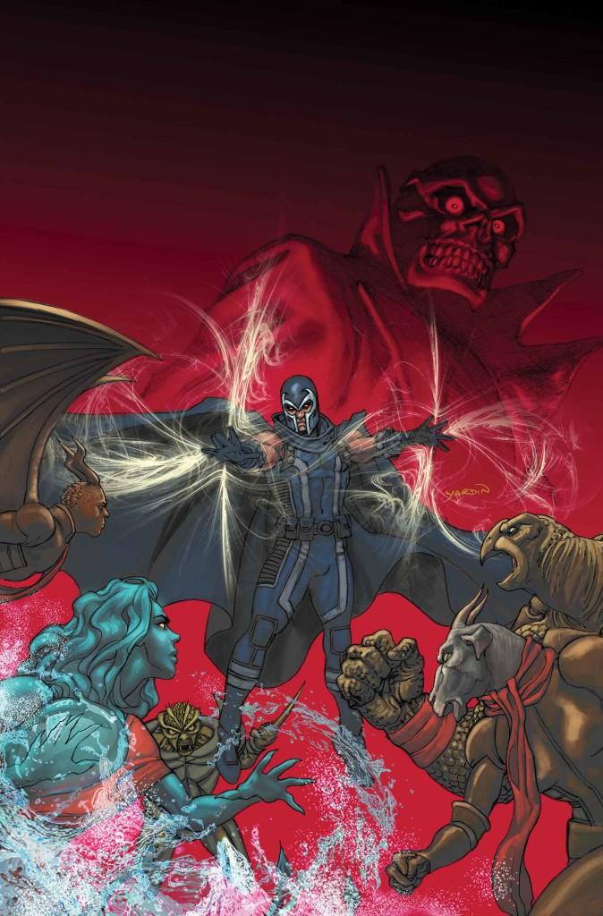 Magneto_9_Cover