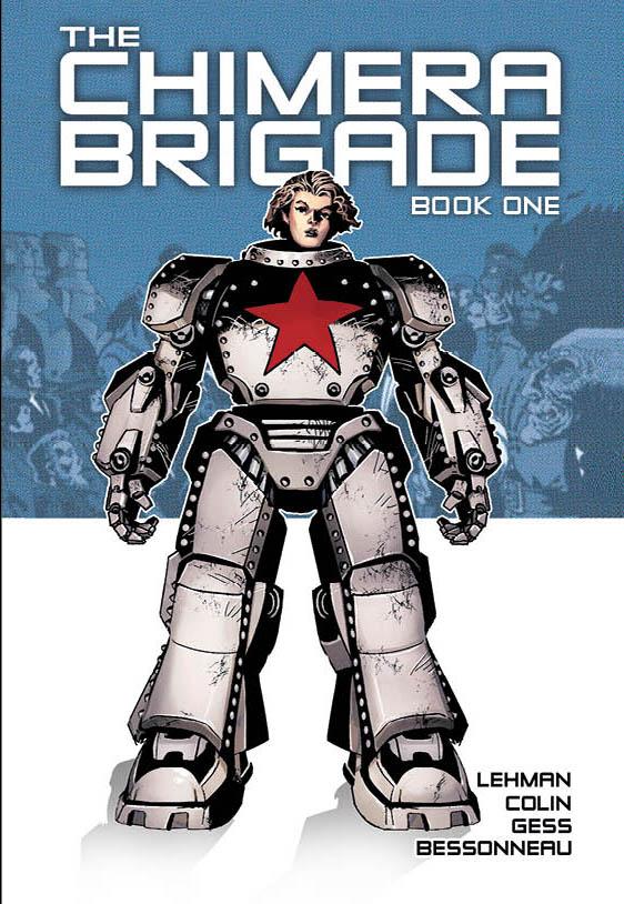 Chimera Brigade cover