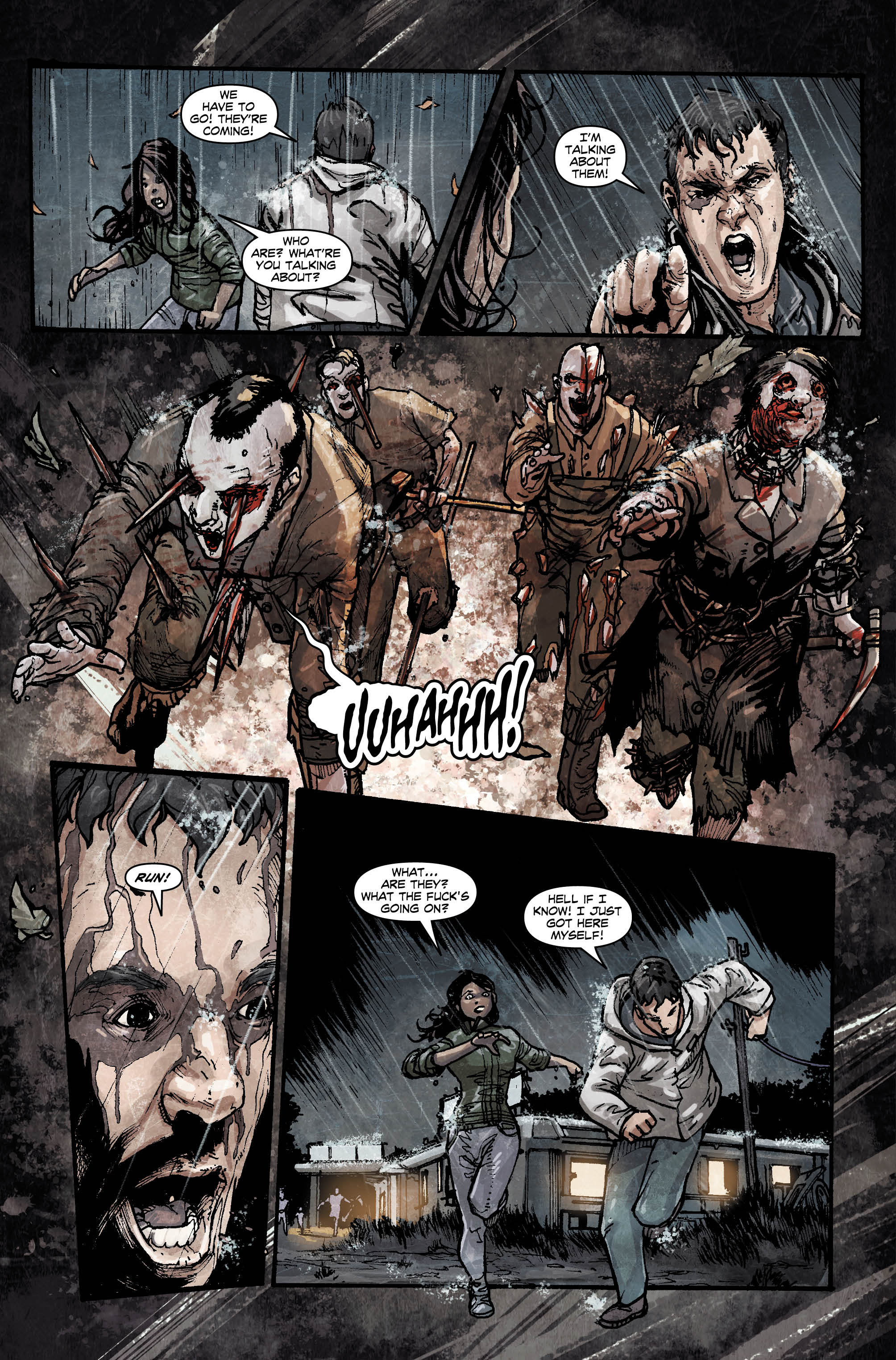EVIL WITHIN #1 preview