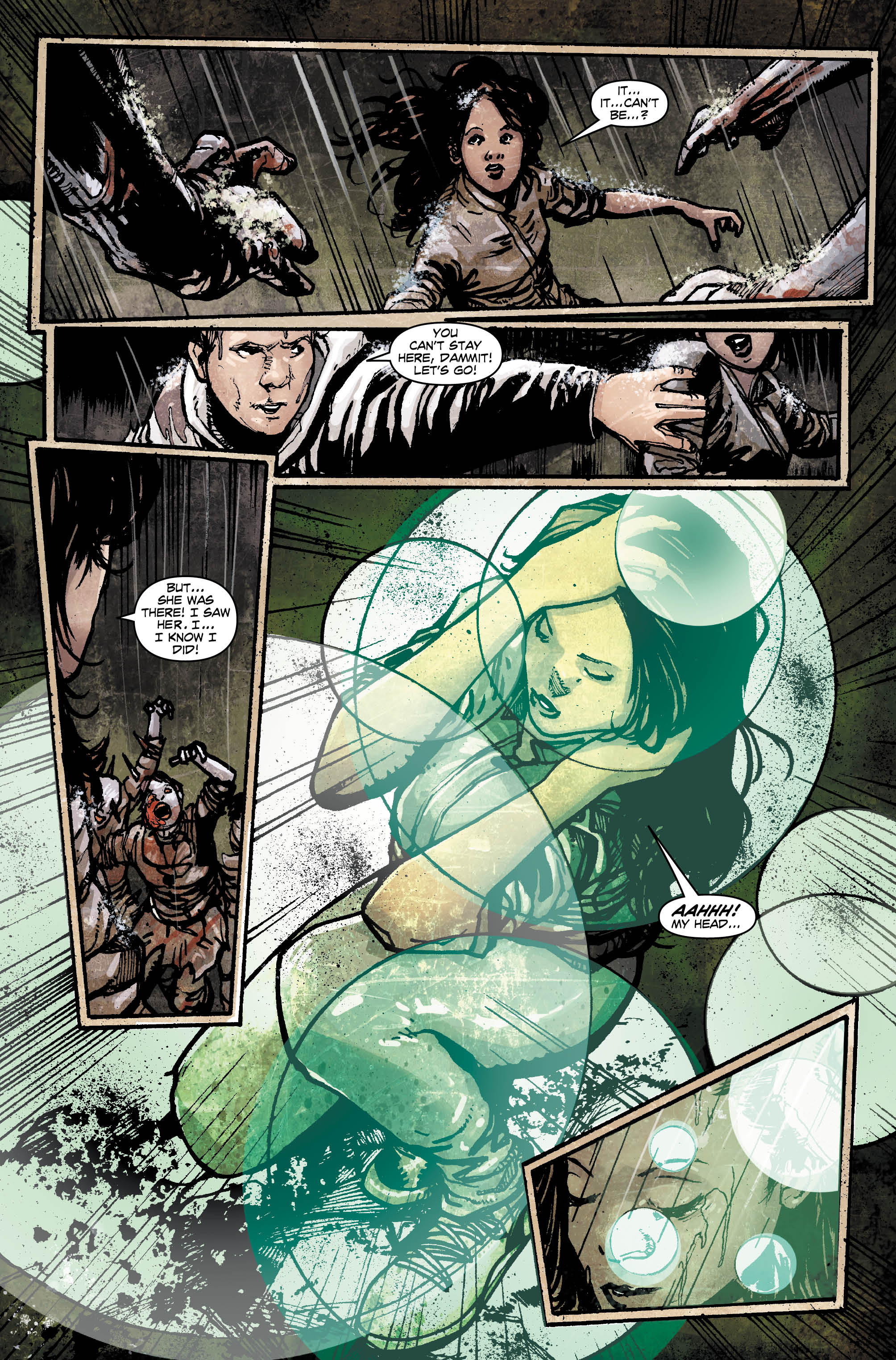 EVIL WITHIN #1 preview3