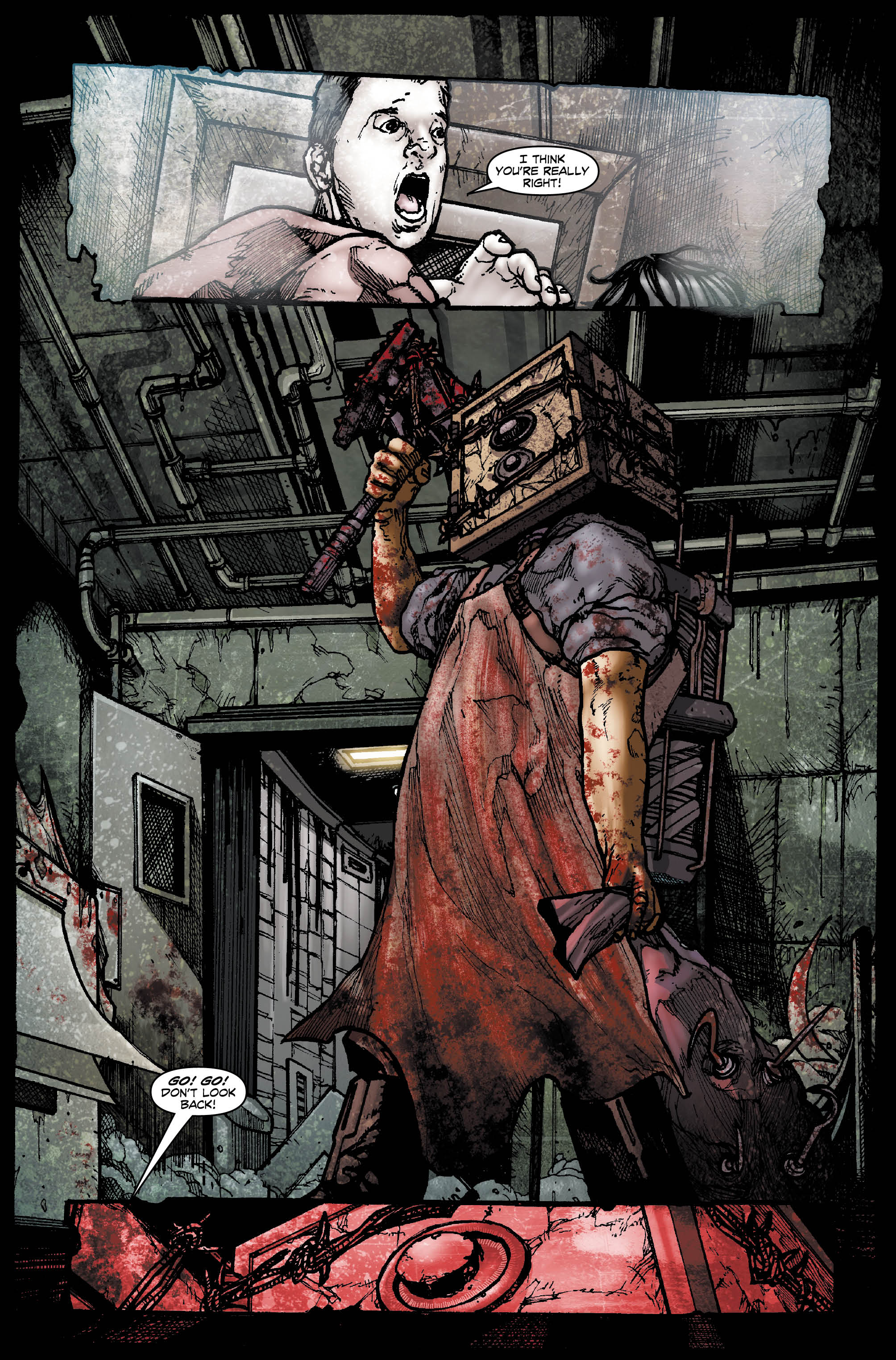 EVIL WITHIN #1 preview4