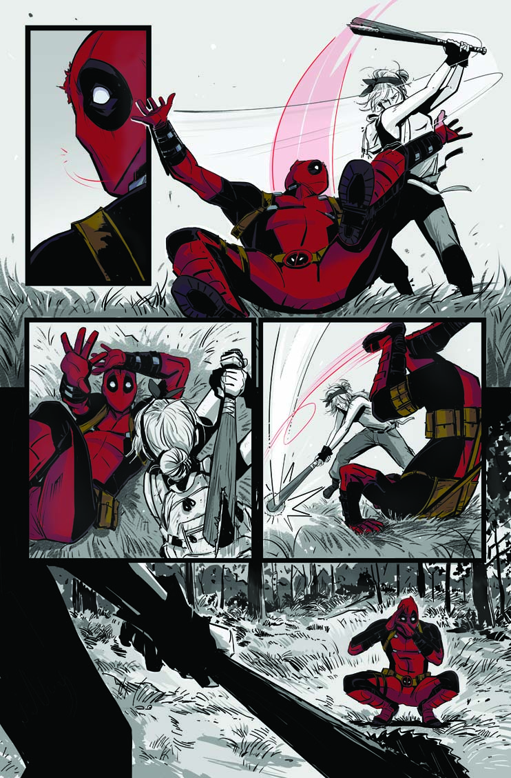 Return of the Living Deadpool 1 Preview 3