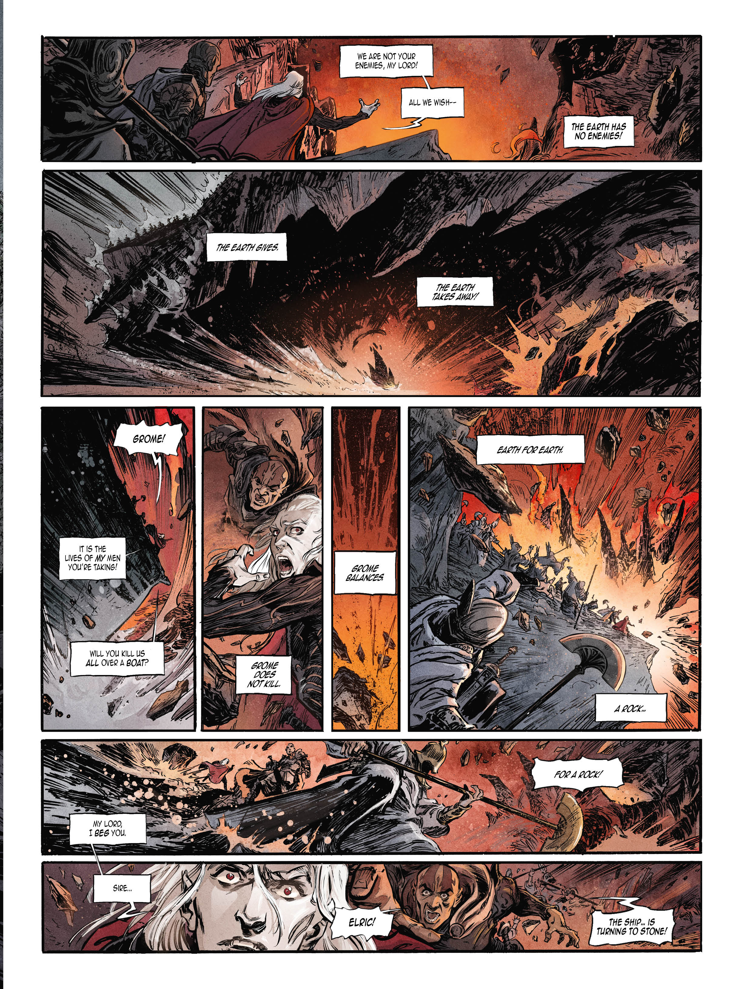 Elric Vol. 2 Preview3