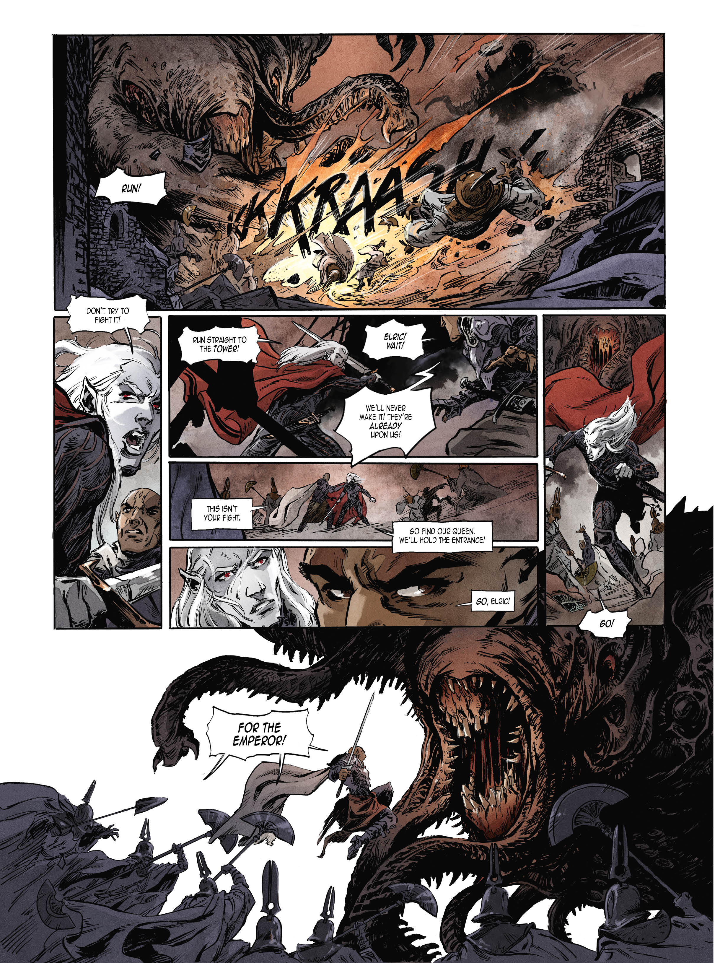Elric Vol. 2 Preview4