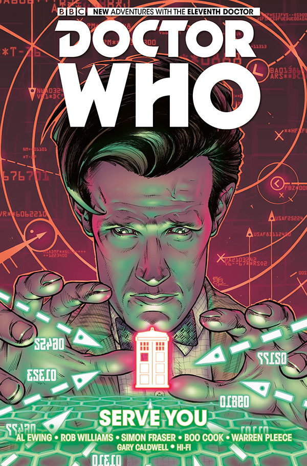 ELEVENTH DOCTOR VOL. 2