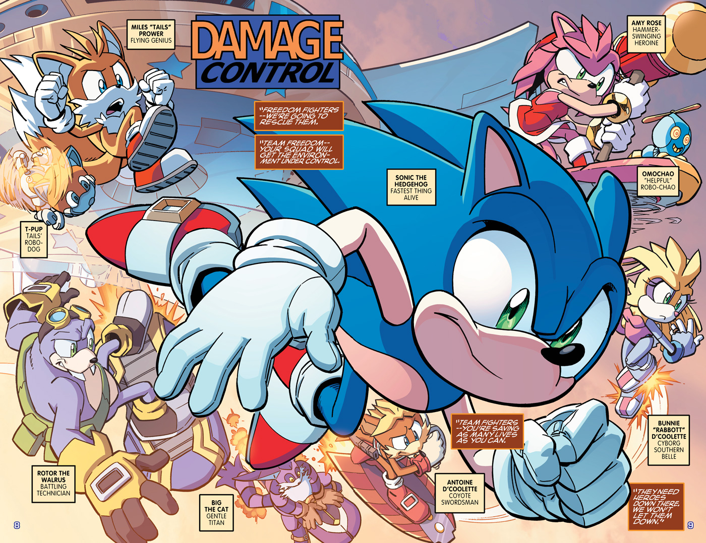 SonicTheHedgehogVol2_TheChase-9-10