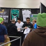 Jason David Frank was very popular.