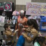 Titans get ice cream too