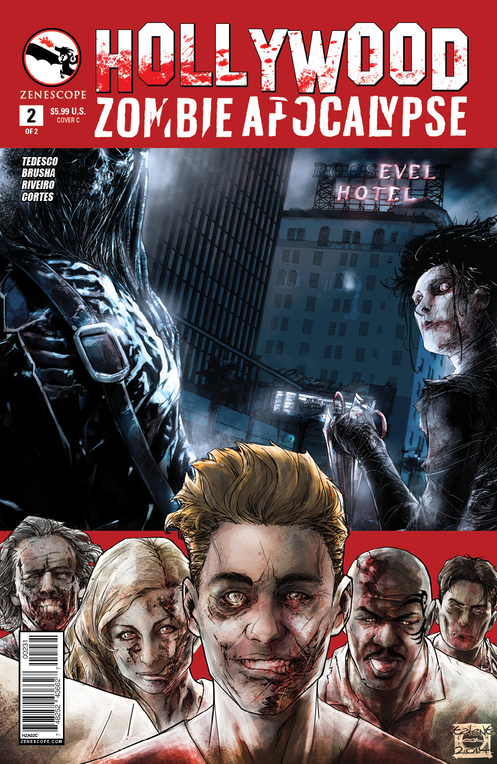 HollywoodZombie_02_cover C