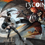 13 Coins#6 Cover