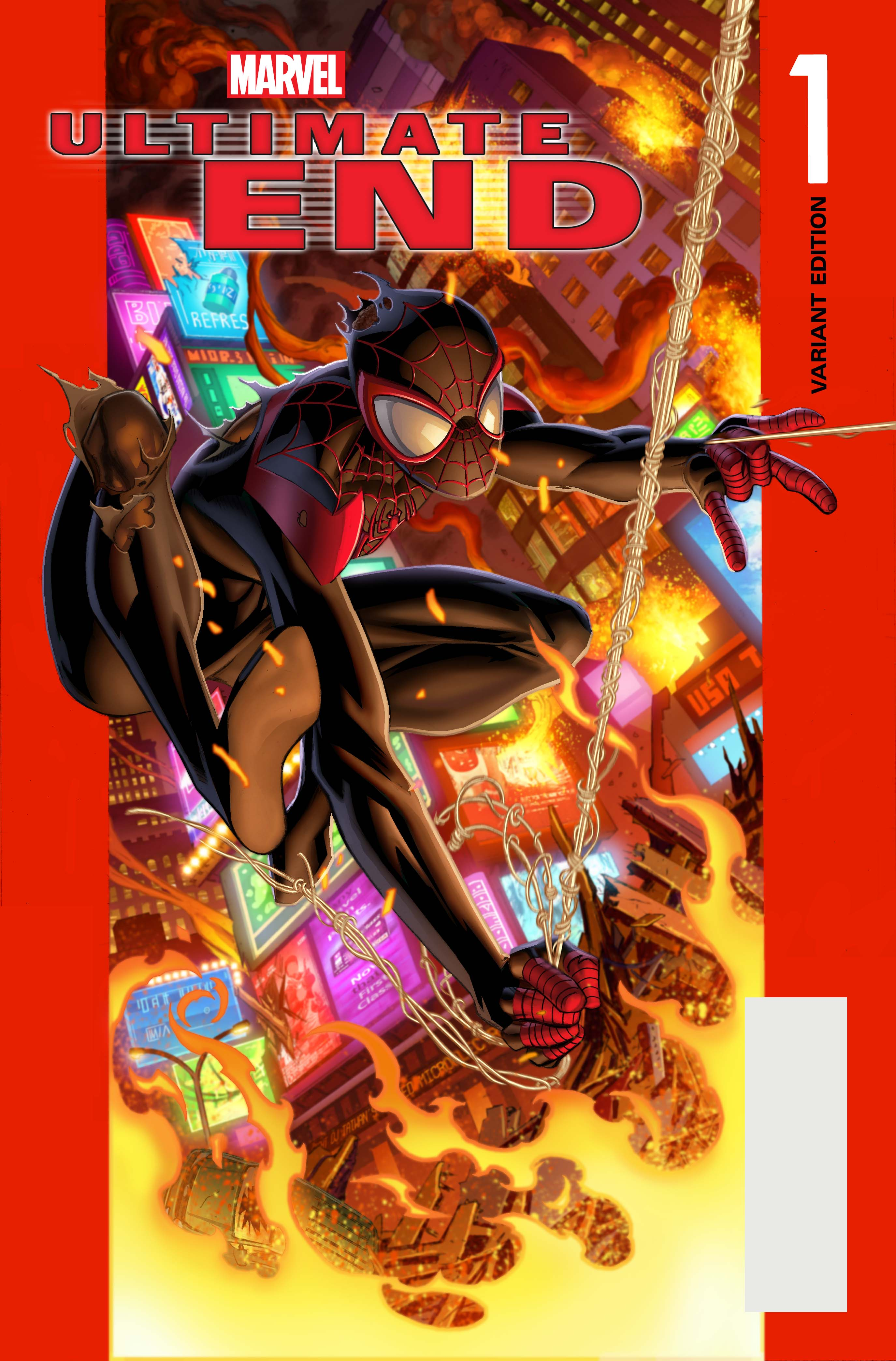 Ultimate_End_1_Bagley_Spider-Man_Variant