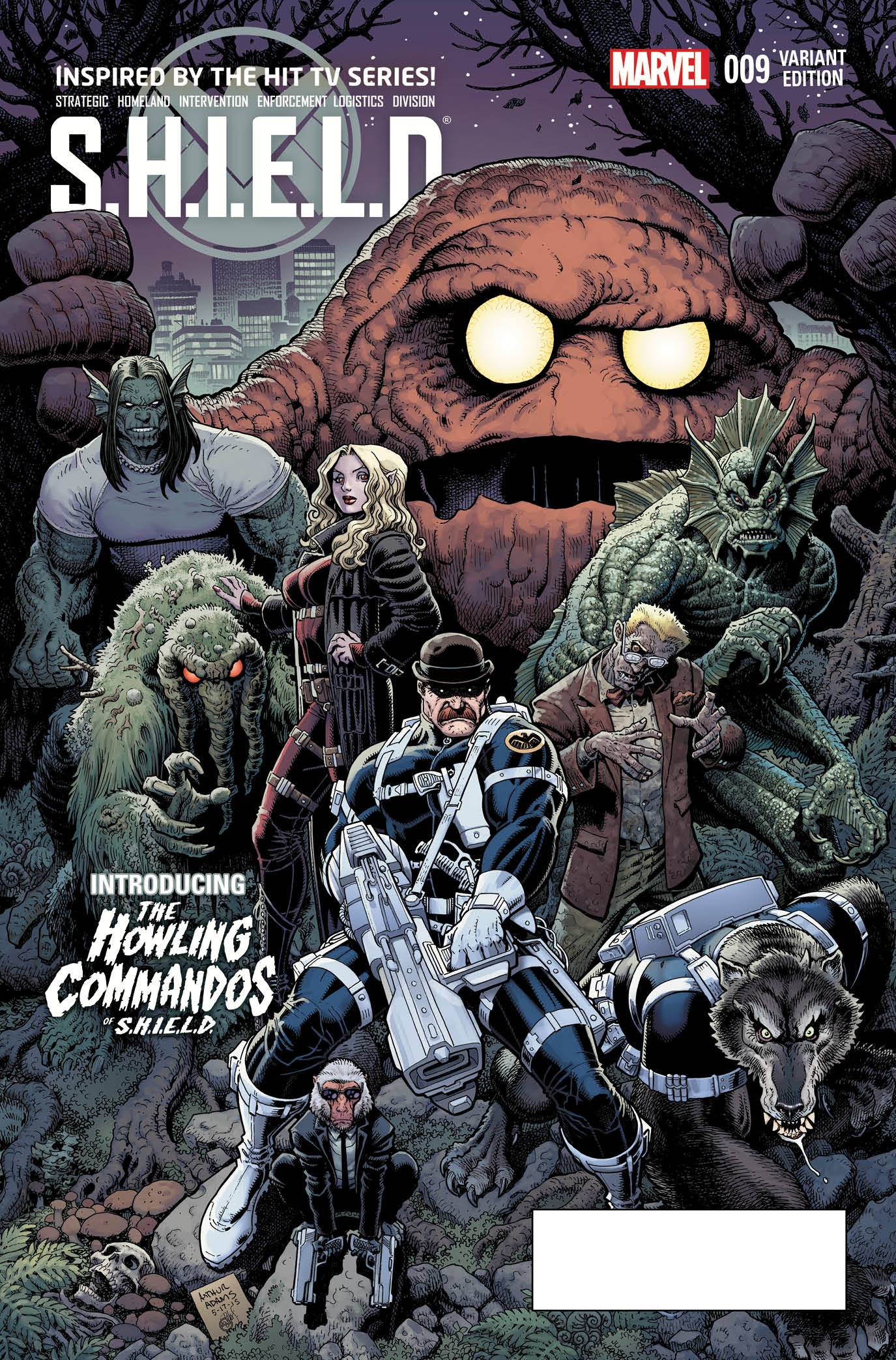 SHIELD_9_Adams_Howling_Commandos_Variant