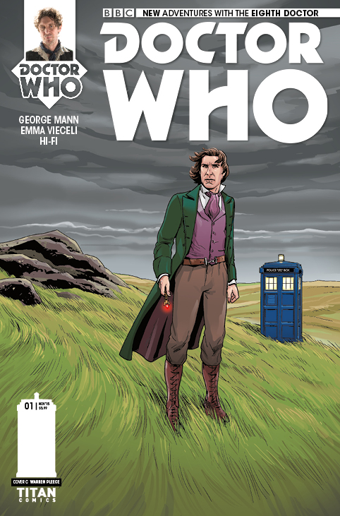 Doctor_Who_8D_01_Cover_C_Warren Pleece