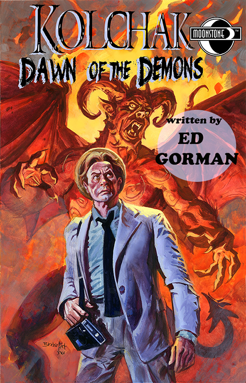 kolchak demon cover100