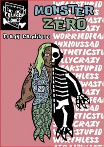 Cover Monster Zero Candiloro