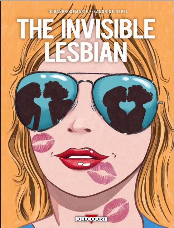 Invisible Lesbian Cover