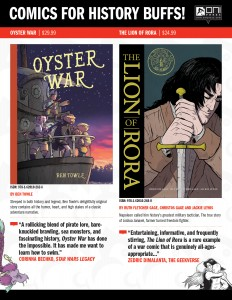 ONI PRESS HOLIDAY GIFT GUIDE 2015 PG 18