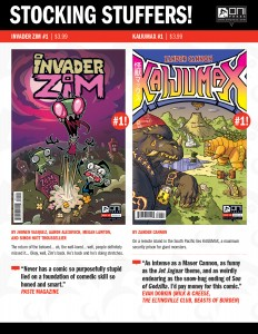 ONI PRESS HOLIDAY GIFT GUIDE 2015 PG 23