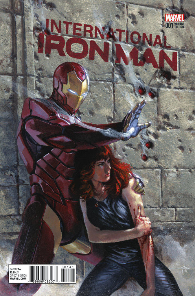 International_Iron_Man_1_Dell_Otto_Variant