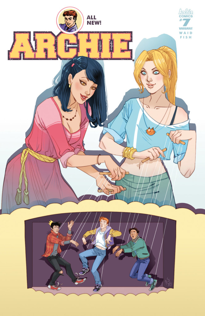 Archie#7-SauvageVar