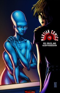 Martican Comics cover
