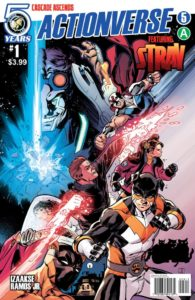 Actionverse cover
