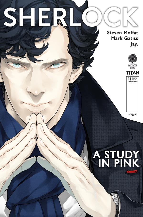 Sherlock_Manga Cover_A