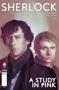 Sherlock_Manga Cover_D
