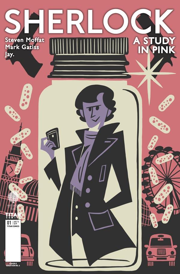 Sherlock_Manga Cover_E
