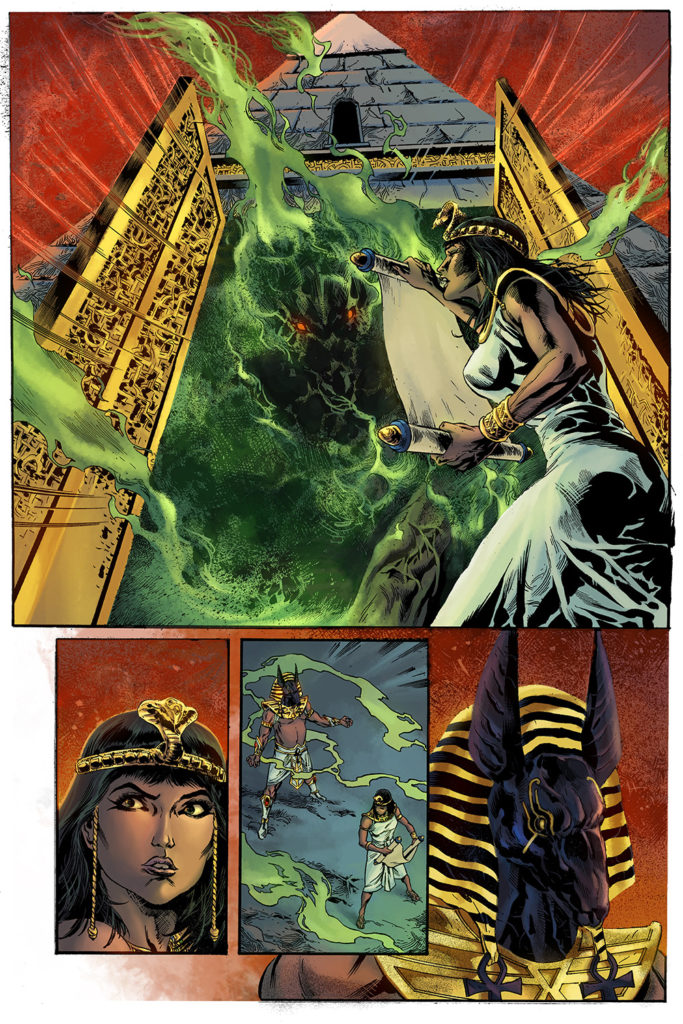 Mummy Preview 1