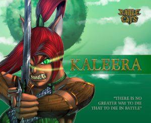 Battle Cats Kaleera