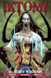 Iktomi cover