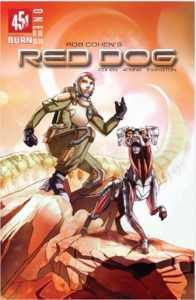Red Dog 1 cover a