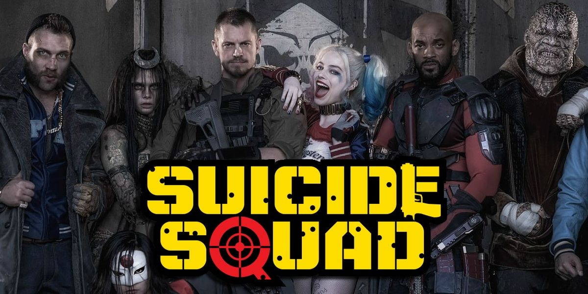 Pullbox At The Movies Suicide Squad Mostly Spoiler Free The