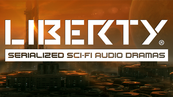 pullbox previews liberty a sci fi audio drama the pullbox