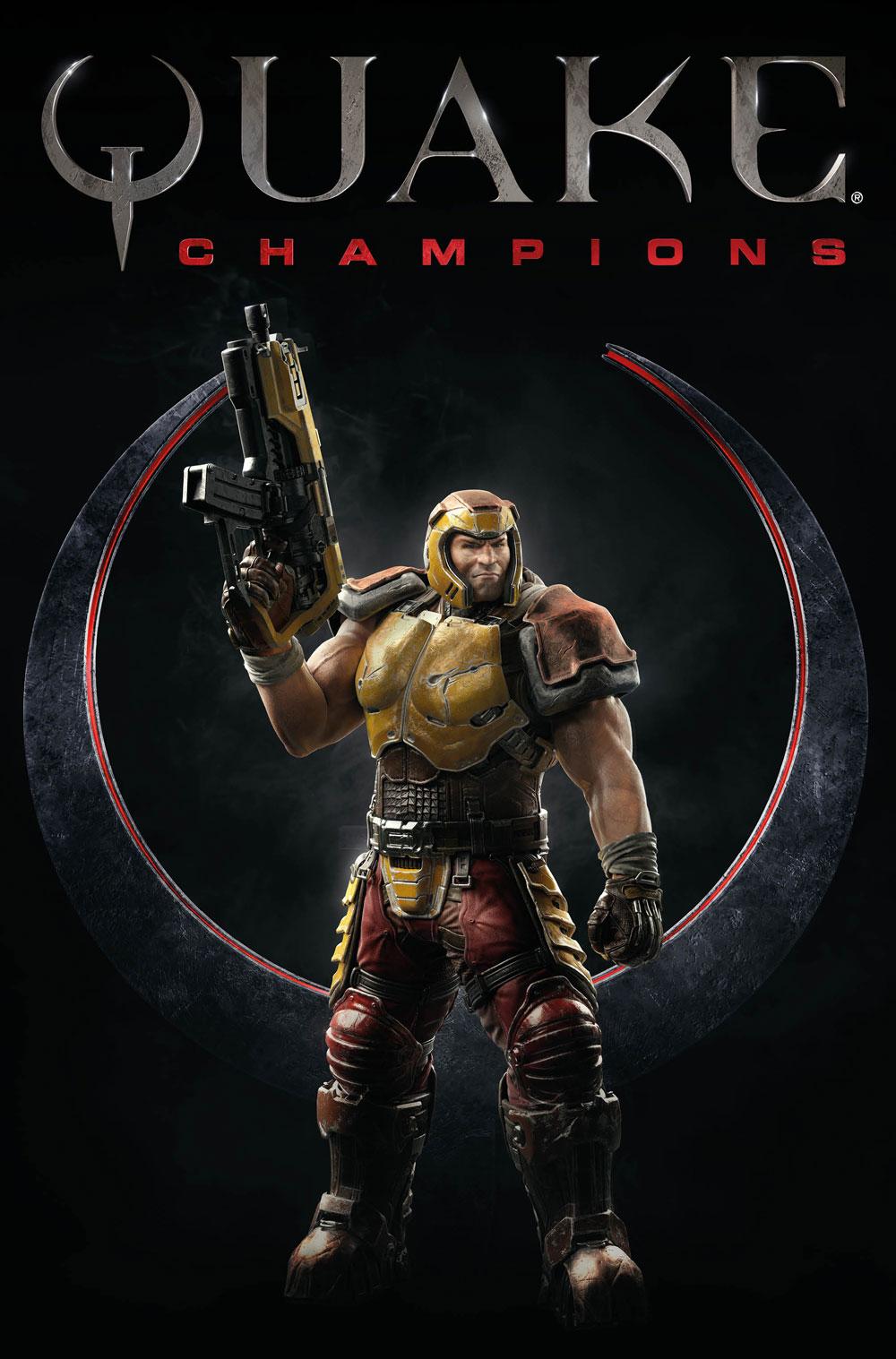 Pullbox Previews: Quake Champions #1 - The PullBox
