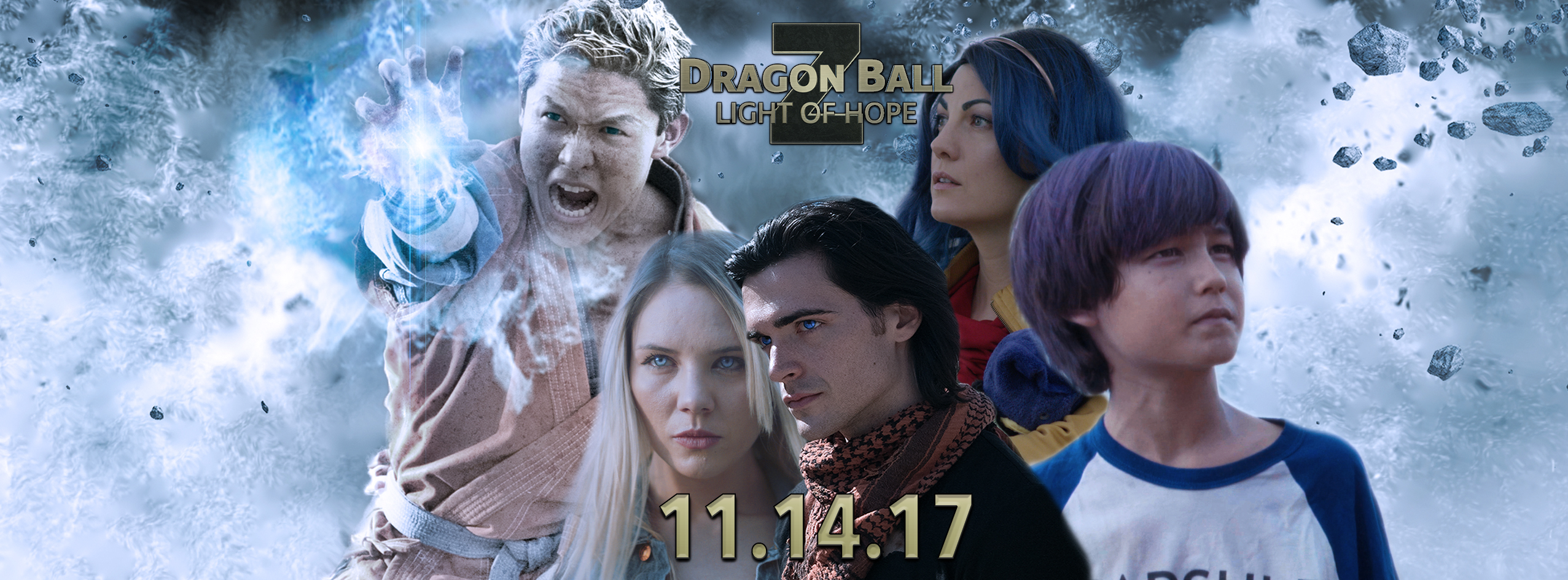 Pullbox Preview Dragonball Z Light Of Hope Fan Film The Pullbox
