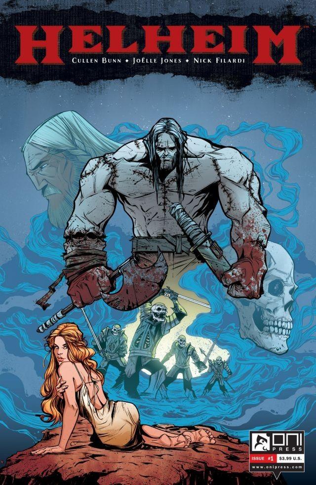 Pullbox Reviews: Helheim #1- Vikings, Witches, & a Big Friggin