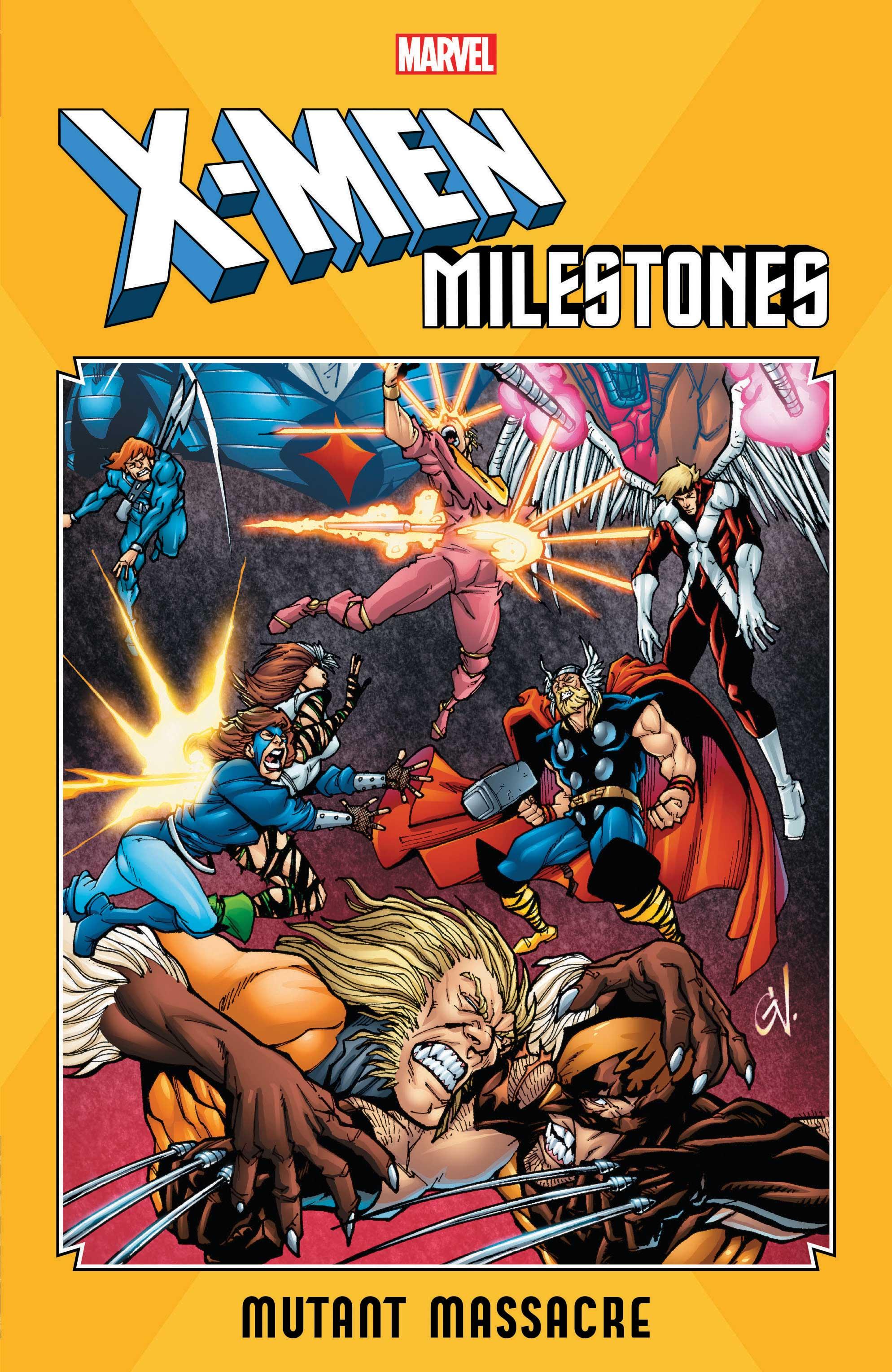 Marvel to Release X-Men Milestones TP - The PullBox