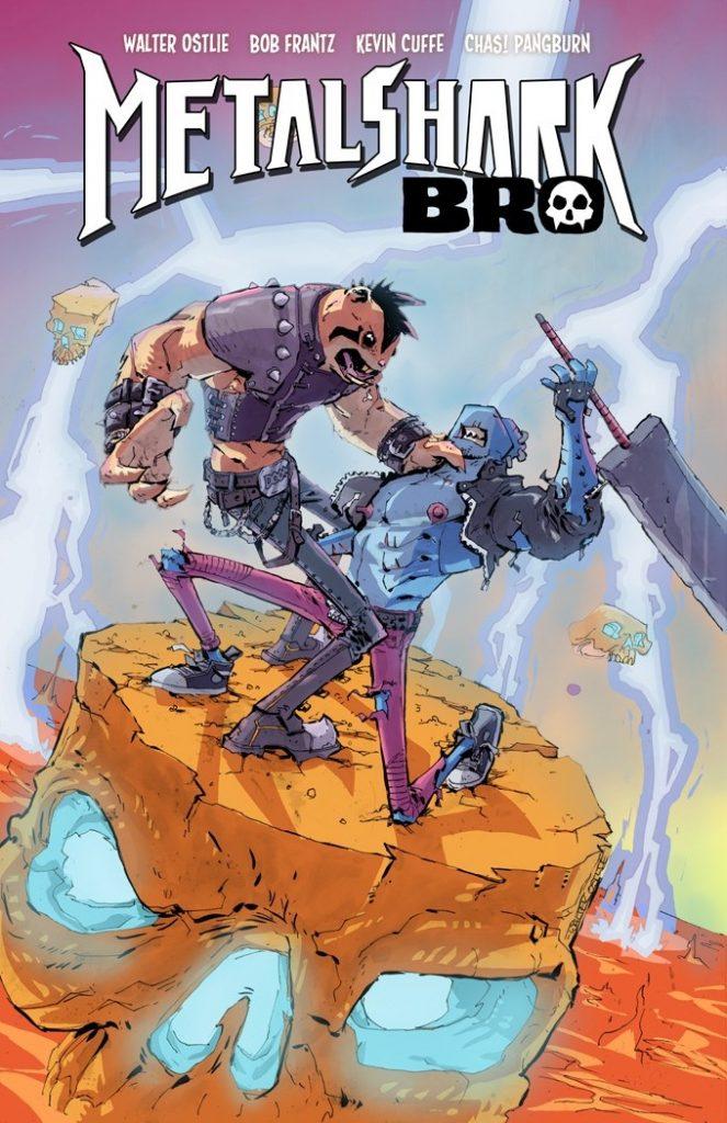 Metalshark Bro: Island of Misfit Bros by bob frantz — Kickstarter